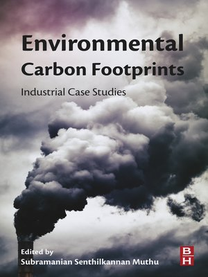 cover image of Environmental Carbon Footprints