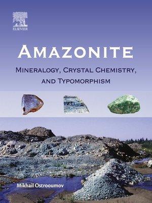 cover image of Amazonite