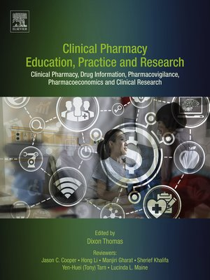 cover image of Clinical Pharmacy Education, Practice and Research