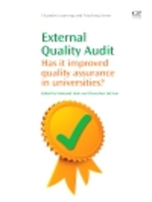 cover image of External Quality Audit