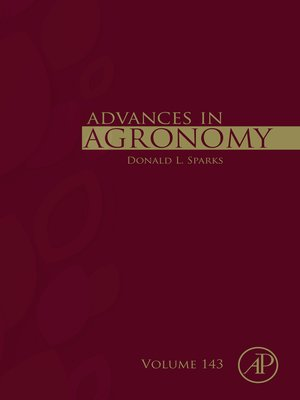 cover image of Advances in Agronomy, Volume 143