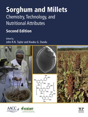 cover image of Sorghum and Millets