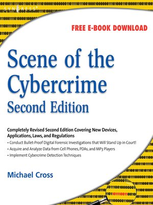 cover image of Scene of the Cybercrime