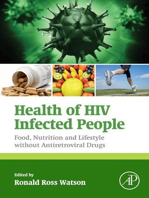 cover image of Health of HIV Infected People