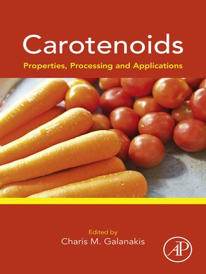 cover image of Carotenoids