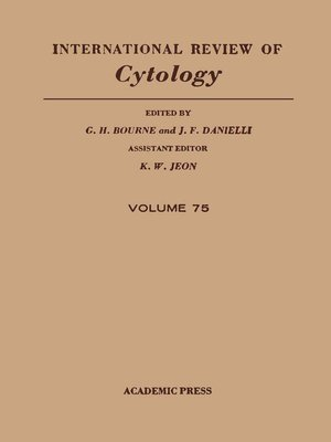 cover image of International Review of Cytology, Volume 75