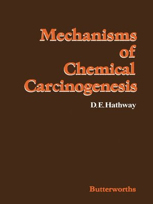 cover image of Mechanisms of Chemical Carcinogenesis