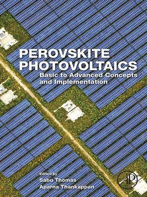 cover image of Perovskite Photovoltaics