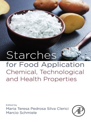 cover image of Starches for Food Application