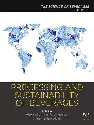 cover image of The Science of Beverages, Volume 2
