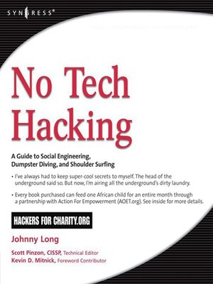 cover image of No Tech Hacking