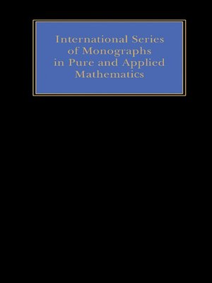 cover image of Direct and Converse Theorems