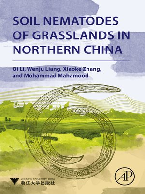 cover image of Soil Nematodes of Grasslands in Northern China
