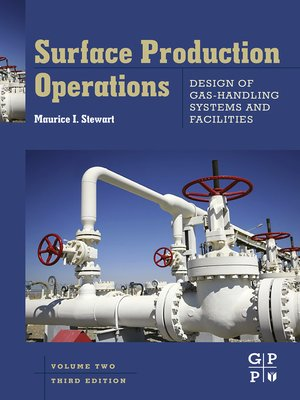 cover image of Surface Production Operations, Volume 2