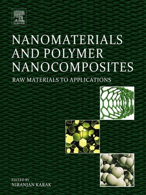 cover image of Nanomaterials and Polymer Nanocomposites