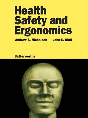cover image of Health, Safety and Ergonomics
