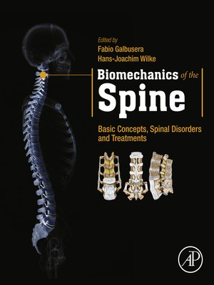 cover image of Biomechanics of the Spine