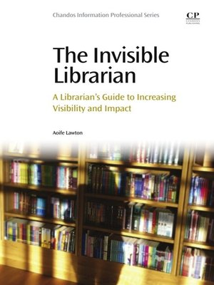cover image of The Invisible Librarian
