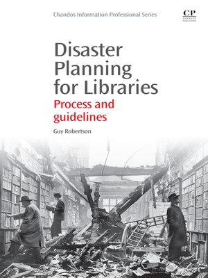 cover image of Disaster Planning for Libraries
