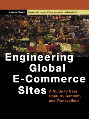 cover image of Engineering Global E-Commerce Sites
