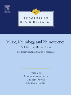 cover image of Progress in Brain Research, Volume 217