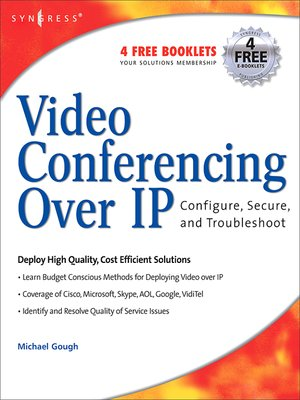 cover image of Video Conferencing over IP