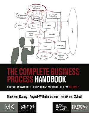 cover image of The Complete Business Process Handbook, Volume 1