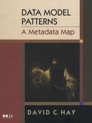 cover image of Data Model Patterns