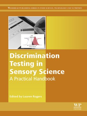cover image of Discrimination Testing in Sensory Science