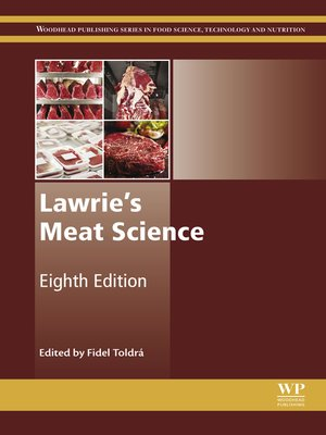 cover image of Lawrie's Meat Science