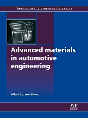 advances in materials science and applications