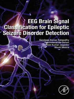 cover image of EEG Brain Signal Classification for Epileptic Seizure Disorder Detection