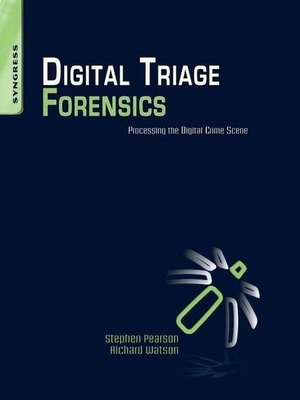 cover image of Digital Triage Forensics