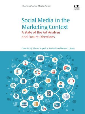 cover image of Social Media in the Marketing Context