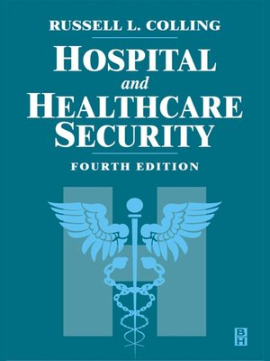 cover image of Hospital and Healthcare Security