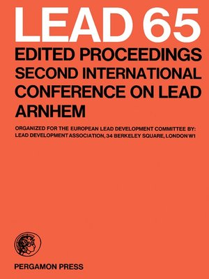 cover image of Lead 65