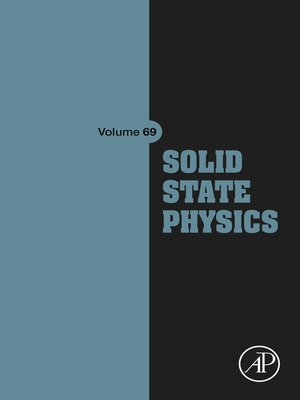 cover image of Solid State Physics