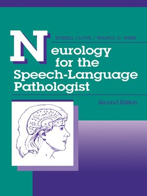 cover image of Neurology for the Speech-Language Pathologist