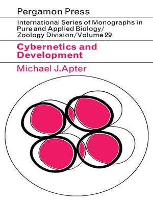 cover image of Cybernetics and Development