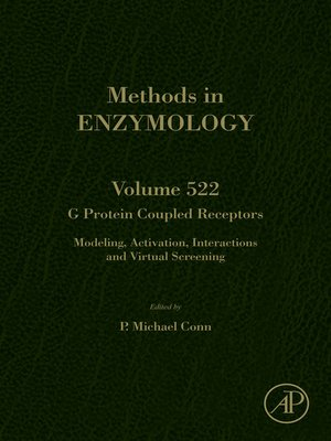 cover image of Methods in Enzymology, Volume 522