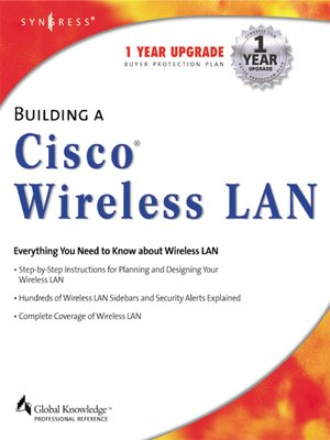 cover image of Building a Cisco Wireless Lan