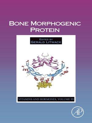 cover image of Bone Morphogenic Protein