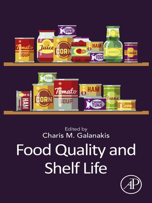 cover image of Food Quality and Shelf Life