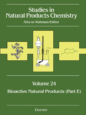 cover image of Bioactive Natural Products (Part E)