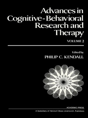 cover image of Advances in Cognitive—Behavioral Research and Therapy, Volume 2