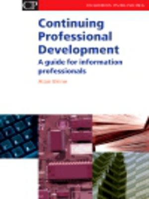 cover image of Continuing Professional Development