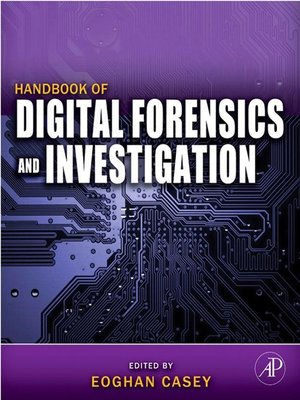 cover image of Handbook of Digital Forensics and Investigation