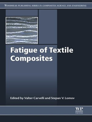 cover image of Fatigue of Textile Composites