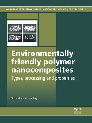 cover image of Environmentally Friendly Polymer Nanocomposites