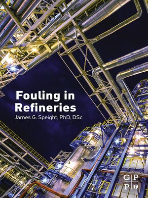 cover image of Fouling in Refineries